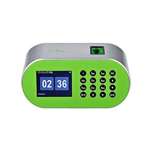 ZKTeco D1 Zeiterfassungsterminal für Schreibtischplatte mit biometrischer Fingerabdruckerkennung
