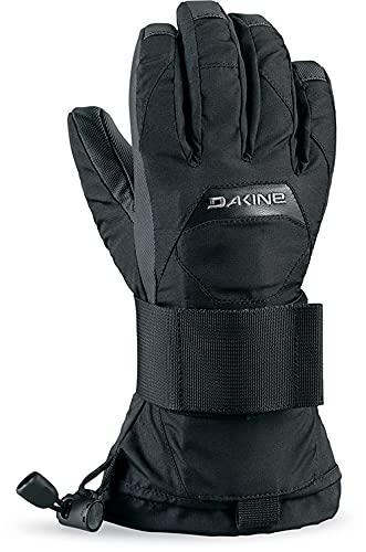 Dakine Kinder Handschuhe Wristguard Junior Gloves, Black, L