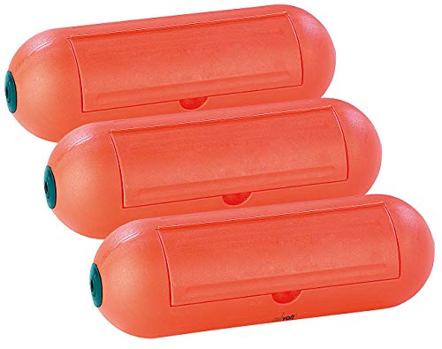 revolt Steckerschutz außen: 3er-Set Wasserfeste Schutzkapsel für Stromstecker/Verlängerung (Kabelschutz)