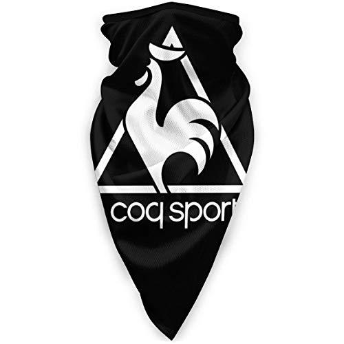 Le Coq Sportif - Bufanda de cuello turbante al aire libre