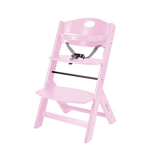 BabyGo Treppenhochstuhl Family pink