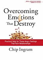DVD - Overcoming Emotions That Destroy w/SG