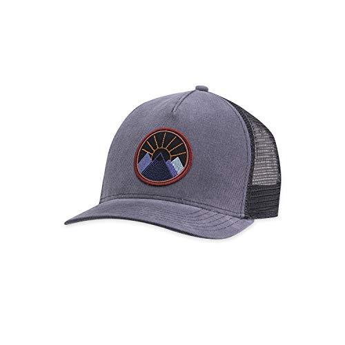 pistil Womens Viva Trucker Hat, Graphite, One Size
