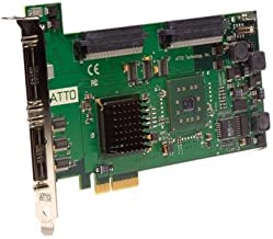 ATTO Technology Dual Channel ULTRA320 SCSI Pci Express Host Adapter