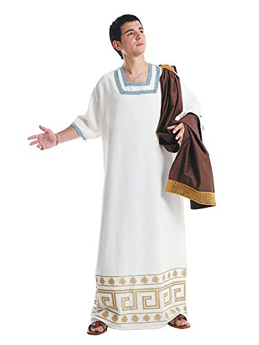 DISBACANAL Disfraz de Pretor Romano Adulto - -, L