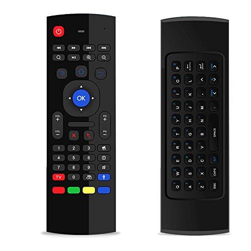 GOGOGO Total Control Universal-Fernbedienung für Android Smart TV, IPTV, Netzwerk, Set-Top-Box, Mini PC, Android TV-Decoder, HTPC und PCTV