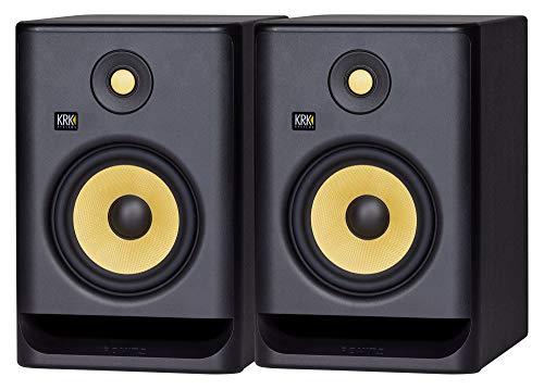 KRK ROKIT RP7 G4 Studiomonitor 2er Set