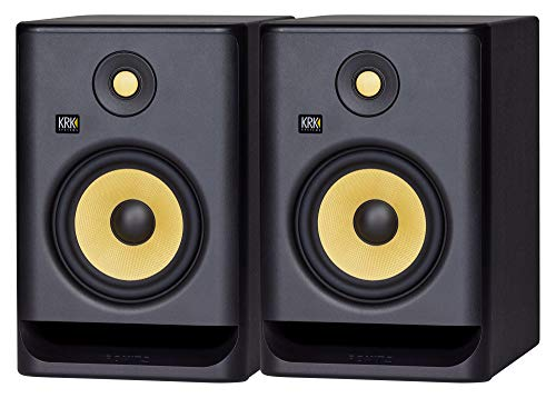 Monitor audio da studio KRK ROKIT RP7 G4, set da 2
