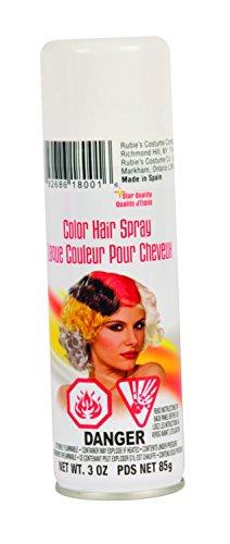 Rubie's Costume Co White Color Hair Spray Costu