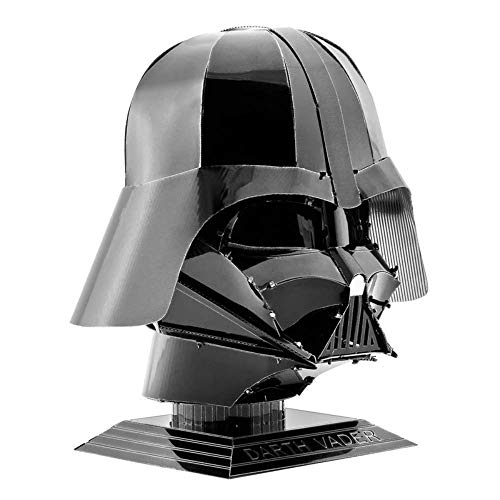 Metal Earth- Darth Vadar Helmet Modelo de Metal. (MMS314)