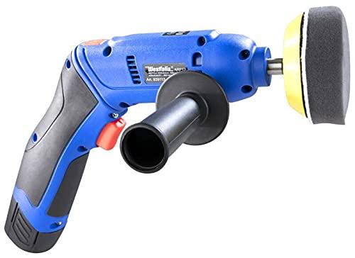 Westfalia 10,8 Volt Akku Poliermaschine Rotation - inklusive Zuberhör und Tasche