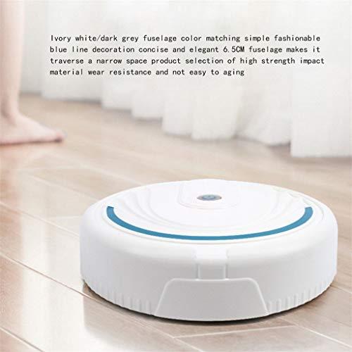 RJJX Home Inteligente Robot Aspirador de Auto Limpieza del
