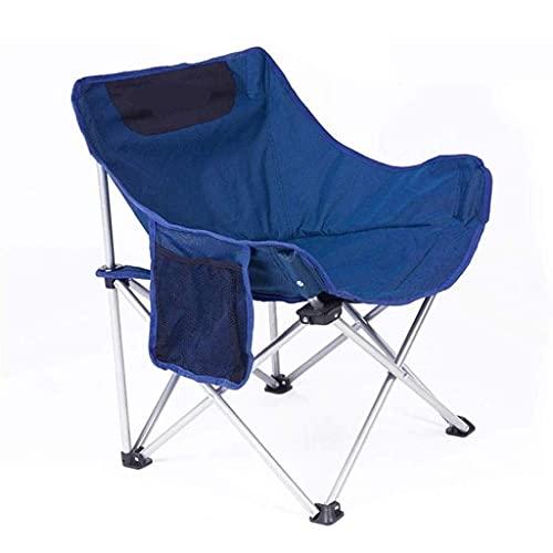 BJH Sillas Plegables portátiles ultraligeras para Exteriores, sillas Plegables para Acampar de Servicio, sillas de Playa, 44x66cm