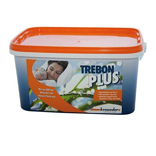 Trebon Plus Desinfektions-Vollwaschmittel, Spezialwaschmittel 5Kg