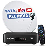 Includes 1 Month FTA Basic Pack Enjoy The High Definition Experience with 1080i resolution Customize or make your pack based on the channels that are available The delivery and installation will be done by authorized Tatasky technician Image of the s...