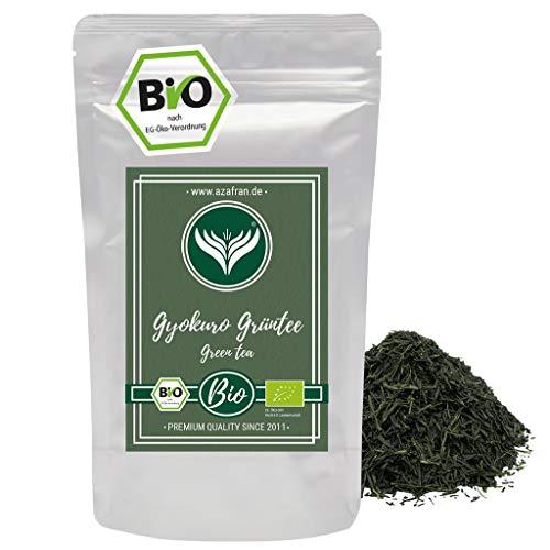 Azafran -   Bio Gyokuro Tee -