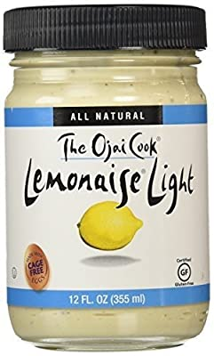 Ojai Cook All Natural Lemonaise Light - 12 fl oz