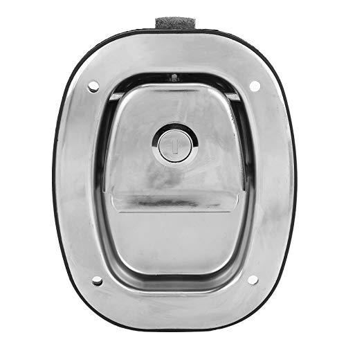 banapoy Cerradura de pestillo de Puerta, pestillo de Puerta Resistente al Agua,...