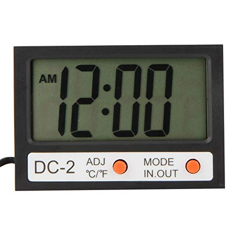 YALTOL Indoor Outdoor Mini LCD Digital Thermometer Temperatursensor Messgerät digital thermometro Wetterstation Meteo