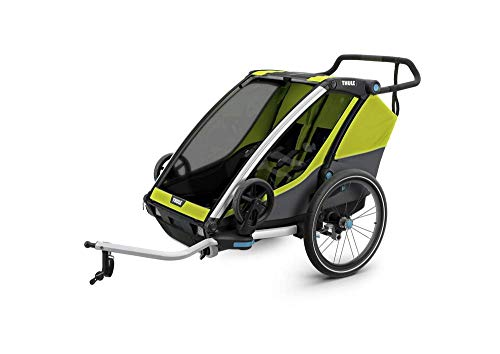 Carrito THULE Chariot Cab 2 Lima Negro V19