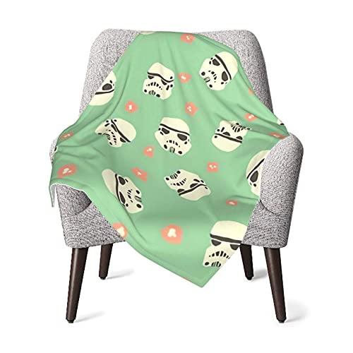 The Mandalorian Baby Yoda Manta de bebé elegante manta de recepción ligera térmica manta de bebé súper suave y cálida manta de cuna para todas las estaciones
