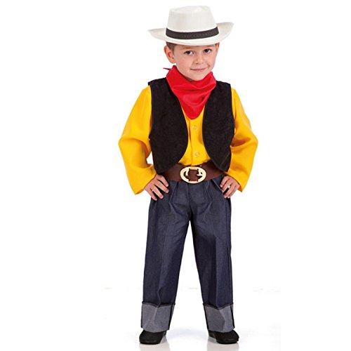 Déguisement Cow-Boy - Costume Anniversaire Fete Taille 4/5 ans - 026