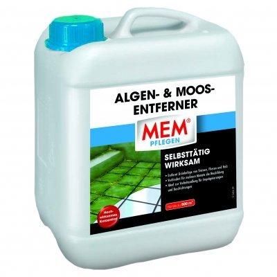 MEM Algen- & Moos-Entferner 20 Liter **Spar-Set**