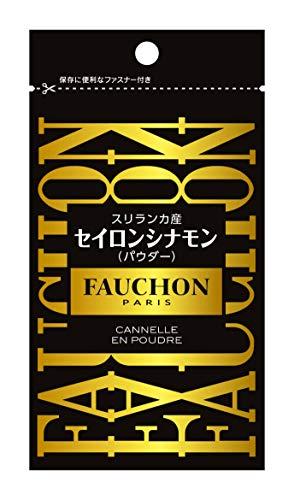FAUCHON袋入セイロンシナモンパウダー 16g ×5袋