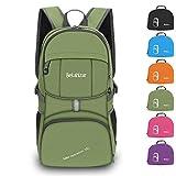 Best Hiking Backpacks - Bekahizar 35L Lightweight Rucksack, Soft Foldable Backpack, Upgraded Review