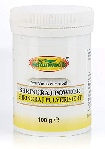 SHIVA-SHOP NATURMED'S BHRINGRAJ POWDER- 100 Grams