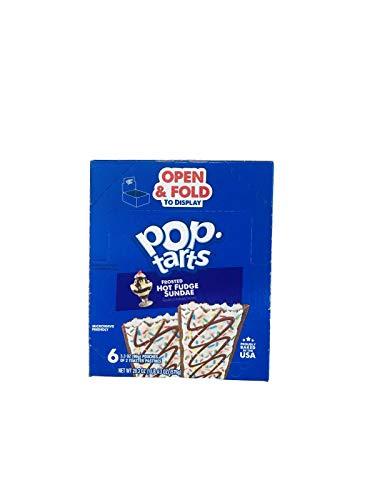 Kellogg's Pop Tarts Frosted Hot Fudge Sundae
