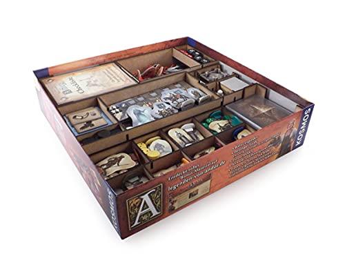 The Game Doctors Organizzatore di Giochi da Tavolo Compatibile con Legends of Andor e la Sua espansione New Heroes