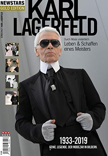 News Stars Gold Edition Karl Lagerfeld - Durch Mode unsterblich: Leben & Schaffen eines Meisters
