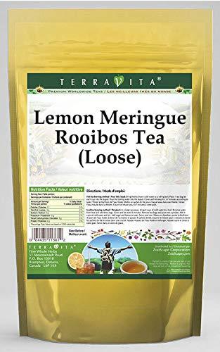 Lemon Meringue Rooibos Tea Loose Large-scale sale 4 oz High order ZIN: 543238