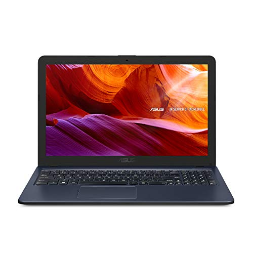 "Asus R543 15.6"" 1366 x 768 60 Hz Celeron N4000 1.1 GHz 4 GB Memory 1 TB Storage Laptop"