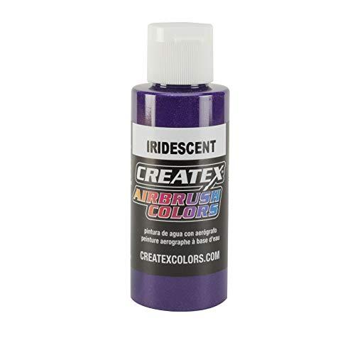 Createx 5506-04 4Oz peinture a-rographe - Violet iris-