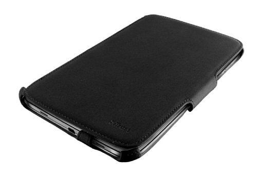 Trust 19638 Custodia Protettiva per Samsung Galaxy Tab 3 da 8 Pollici con Penna Capacitiva e Supporto Integrato, Grigio
