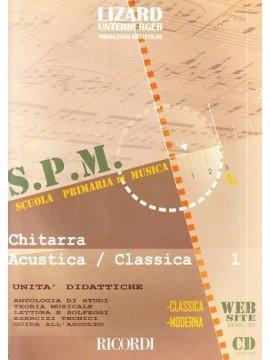LIZARD - SCUOLA PRIMARIA DI MUSICA - CHITARRA CLASSICA ACUST