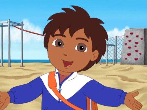 Diego's International Rescue League