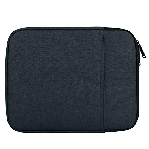 Shockproof Tablet Liner Sleeve Pouch Bag Cover, For iPad Mini 1/2 / 3/4 ND00 8 inch (Black) durable (Color : Navy Blue)