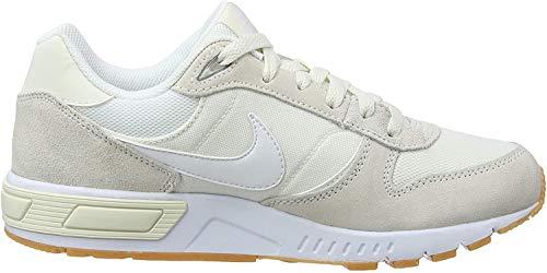 Nike Nightgazer, Zapatillas de Running Hombre, Blanco (Sail/White/Gum Light Brown 102), 49.5 EU