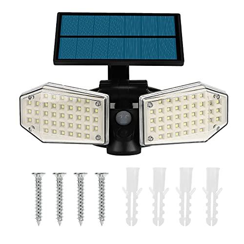 Abaodam Cuerpo humano al aire libre que detecta la lámpara solar de la calle de la lámpara