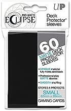 Ultra Pro Pro-Matte Eclipse Small Black (60 Sleeves) -85386