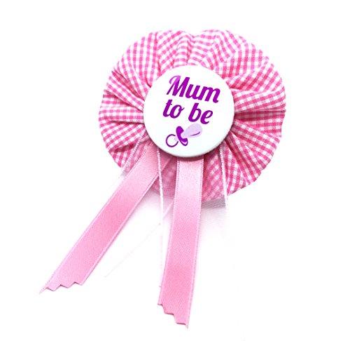 AnneSvea Orden - Mum to be pink rosa Babyshower Babyparty Geschenk Schwanger werdende Mutter Mom Bald Mama