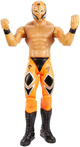 WWE GCB75 - Basis Actionfigur Rey Mysterio 15 cm, Actionfiguren ab 6 Jahren