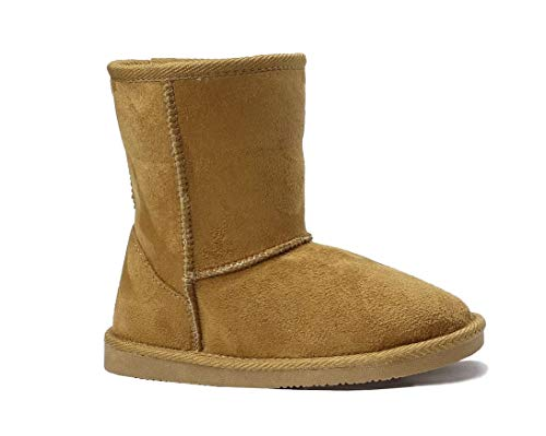 Kid Faux Fur Boots