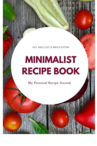 My Personal Keto Recipe Journal: Personalized blank cookbook journal for recipes to write in for women, girls, teens - a recipe keepsake book designed by AnnesMessages