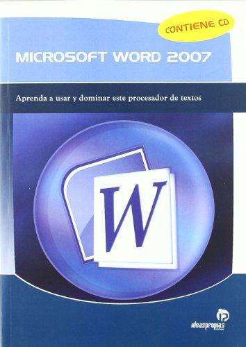 Microsoft Word: Aprenda a usar y dominar este procesador de texto (Informática)