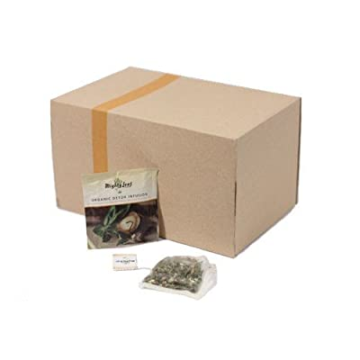 Mighty Leaf - Organic Detox Infusion (100 Foil Wrapped Tea Bags) by Might Leaf Tea