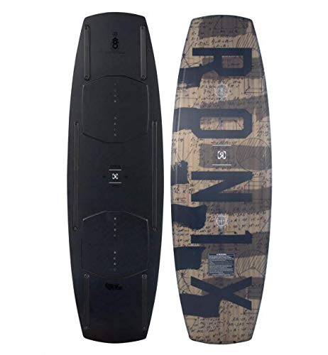 2020 Ronix Selekt Adjustable Flex Park Board - Black 142